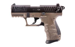 WAL P22 22LR 3.4 FDE/BLK 1-10RD CA