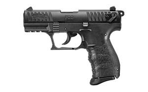 WAL P22Q 22LR 3.42 BLACK 10RD