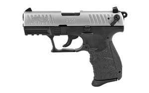 WAL P22Q 22LR 3.4 NICKEL 10RD