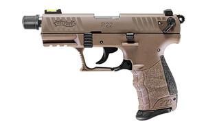 WAL P22Q 22LR 3.42 TAC FDE ADAP 10