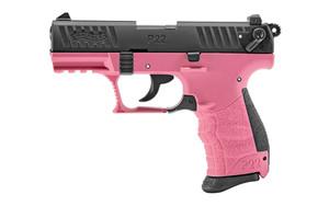 WAL P22Q 22LR 3.42 HOT PINK 10RD