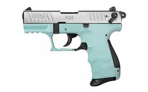 WAL P22Q 22LR 3.4 ANGEL BLUE 10RD