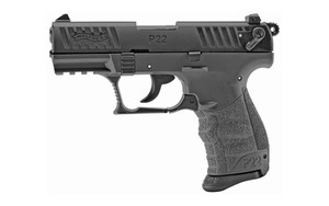 WAL P22Q 22LR 3.42 TUNGSTEN GRAY 10