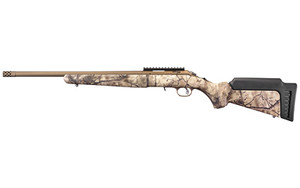 RUGER AMERICAN 22LR 18 CAMO 10RD