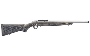 RUGER AMERICAN 22WMR 18 SS 9RD