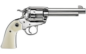 RUGER VAQUERO BSLY 45LC 5.5 STS 6RD