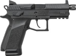 CZ P-07 9MM NS 17-SHOT SUPPRESSOR READY BLACK