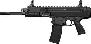 CZ BREN 2 MS PISTOL .223/5.56X X45 14 1-30RD MAG BLACK