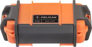 PELICAN RUCK CASE MEDIUM R20 W/DIVIDER ORG ID 7.1X3.4X2