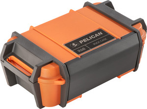 PELICAN RUCK CASE X-LARGE R60 W/DIVIDER ORANGE