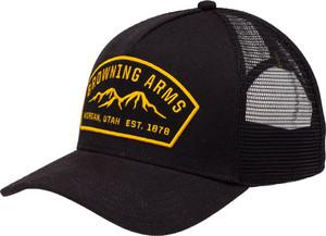 BG CAP RANGER LOGO BLACK W/BUCK MARK LOGO ADJUSTABLE
