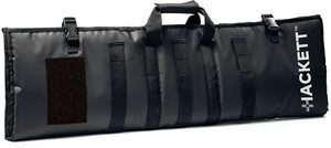 HACKETT RIFLE BURRITO 36 CASE /SHOOTING MAT BLACK 36