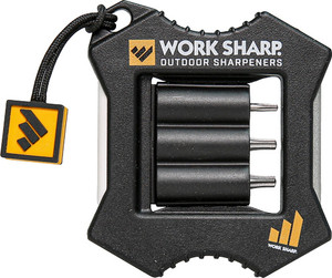 WORK SHARP MICRO SHARPENER & KNIFE TOOL W/ TORX BITS/DRIVER