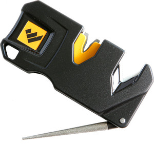 WORK SHARP PIVOT PLUS KNIFE SHARPENER W/TAPERED DIAMOND RD
