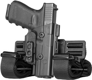 ALIEN GEAR SHAPESHIFT CORE CAR PACK LH GLOCK 43 BLACK