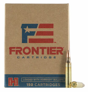 Copy of Frontier Cartridge FR2015 Rifle  5.56 NATO 55 GR Full Metal Jacket (FMJ) 150 Bx/ 8 Cs