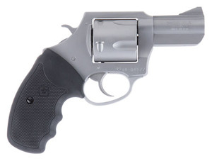 Copy of Charter Arms 74530 Bulldog  45 Colt (LC) 2.50 5 Round Stainless Black Rubber Grip