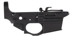 Spikes- STLS920 Spider Glock Magazine Compatible AR Platform 9mm Luger Black Hardcoat Anodized