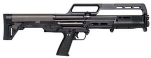 "Kel-Tec KS7BLK KS7 Black 12 Gauge 18.50"" 3"" 6+1"