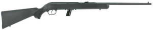 Savage -40060 64 FL LH Semi-Automatic 22 LR 21 10+1 Black Fixed Synthetic Stock Blued Carbon Steel Receiver
