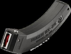 Ruger -90361 10/22 BX-25 Magazine 22 LR 25 Rd Black Polymer