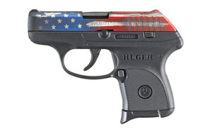 RUGER LCP 380ACP 2.75 USA FLAG 6RD