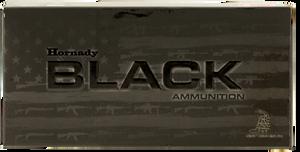 Hornady 80784 -Black 7.62X39mm 123 GR SST 20 Bx/ 10 Cs