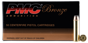 PMC -357A Bronze  357 Mag 158 GR Jacketed Soft Point (JSP) 50 Bx/ 20 Cs