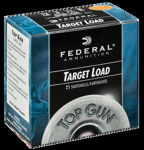 Federal -TG1228 Top Gun  12 Gauge 2.75 1 oz 8 Shot 25 Bx/ 10 Cs 9785