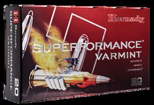 Hornady -83266 Superformance Varmint  223 Remington 35 GR NTX 20 Bx/ 10 Cs