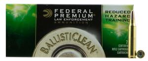 Federal BC223NT5A Premium Ballistic Clean 223 Rem 55 gr 20 Bx/ 10 Cs