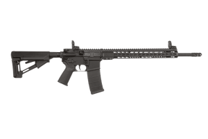 ArmaLite -M15TAC18 M-15 Tactical Semi-Automatic 223 Rem/5.56NATO 18 30+1 Adjustable Magpul STR Collapsible Black Synthetic Black Hardcoat Anodized/Black Phosphate Receiver