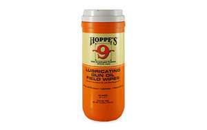 HOPPES GUN OIL FIELD WIPES 6X7 60C