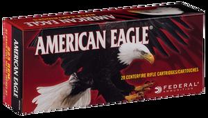 Federal- AE223N American Eagle  223 Remington/5.56 NATO 62 GR FMJBT 20 Bx/ 25 Cs