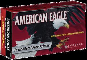 Federal AE40R3 American Eagle  40 S&W 165 GR Full Metal Jacket(FMJ 50 Bx/ 20 Cs