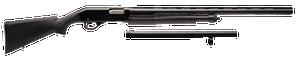320 FIELD/SEC COMBO 12GA 319490 TWO BARREL COMBOSide EjectWin-Bro-Mos Style Choke 8556