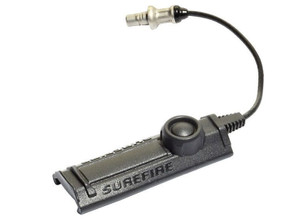 RAIL GRABBER TAPE SWITCH 7FITS SUREFIRE WEAPONLIGHTClips To Pic Rail w/o ToolsMomentary/Constant On Mode7 Cable Length