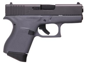 G43 G3 GRAY 9MM 6+1 REBUILT  #TWO 6RD MAGAZINESGray Polymer Frame 3069