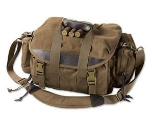 BERETTA WAXWEAR FIELD BAGBS2620610832Water ResistantCoated Inner Pockets13x9x9