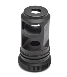 MUZZLE BRAKE 80T 50BMG M24X164129Allows for QD of Suppressor80 Tooth Ratcheting System