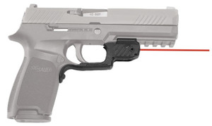 LASERGUARD SIG P320 REDFRONT ACTIVATIONFits Sig P320 Full Size ModelsOvermold Front ActivationDoes Not Fit Compact Models