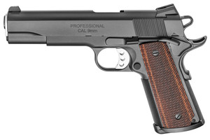 1911 9MM PRO MOD BLK-T/WD 5BLACK-T | TRITIUM INSERTSLowered/Flared Ejection PortCustom Hammer & SearCustom Shop 9493