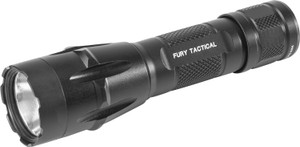 FURY 1500LU BLK SINGLE OUTPUTFURY-DFT | DUEL FUELDuel Fuel CR123A/Rechargeable1100 Lumens CR123A Output1500 Lumen Lithium Output