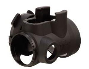 MRO COVER BLK w/LENS FLIP CAPAC31021 CLEAR LENS FLIP CAPObjective & Ocular CoversClear Lens Flip CapsRest Alongside Optic When Open