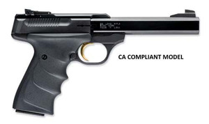 BUCKMARK STANDARD URX 22LR CACA COMPLIANT MODELSlabside BBL w/ Polished FlatsCalifornia Compliant 8842