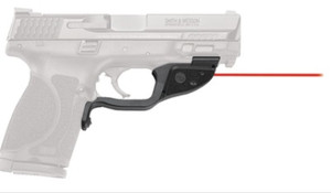 LASERGUARD S&W M&P 2.0 9MM/40FRONT ACTIVATIONFits S&W M&P M2.0 9/40/45Overmold Front ActivationFits Full Size and Compact