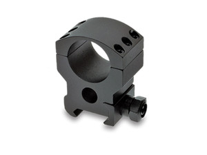 X-TAC 30MM RING HIGH BLK 1PC30mm High Single Ring3/4 HeightFits Weaver or Picatinny Mount
