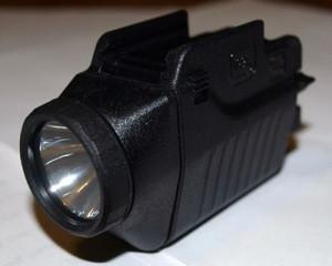 TACTICAL LIGHT FOR GLOCK RAILSFits Any Glock Rails