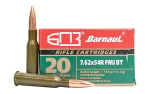 BARNAUL 762X54R 185GR FMJ 20/500