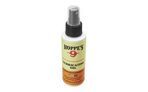 HOPPES #9 LUBE OIL 4OZ PUMP SINGLE